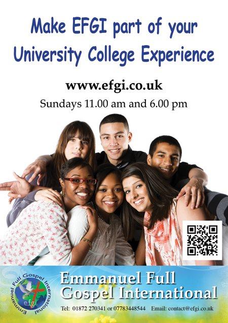 Falmouth University Handbook EFGI